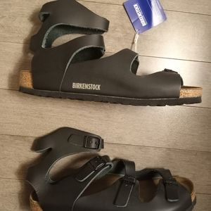 Brand NEW Leather Birkenstock Athen Sandal size 11 41
